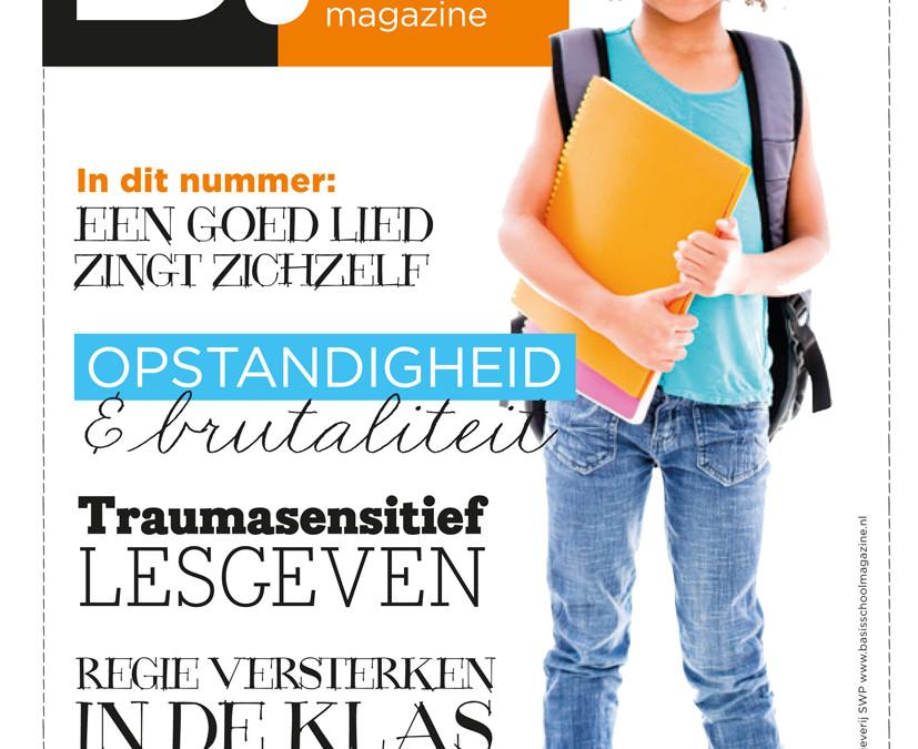 Gratis Basisschool magazine: Vraag het nu aan!