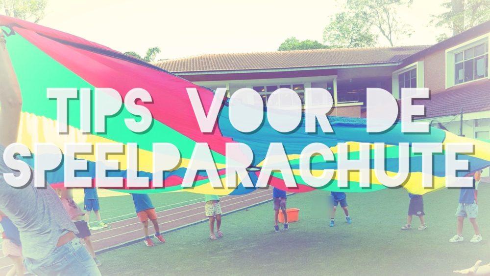 Activiteiten met de speelparachute: Tips en activiteiten