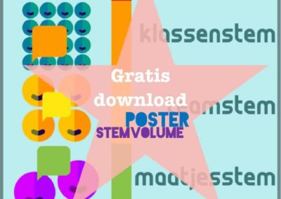 Poster stemvolume: Gratis download