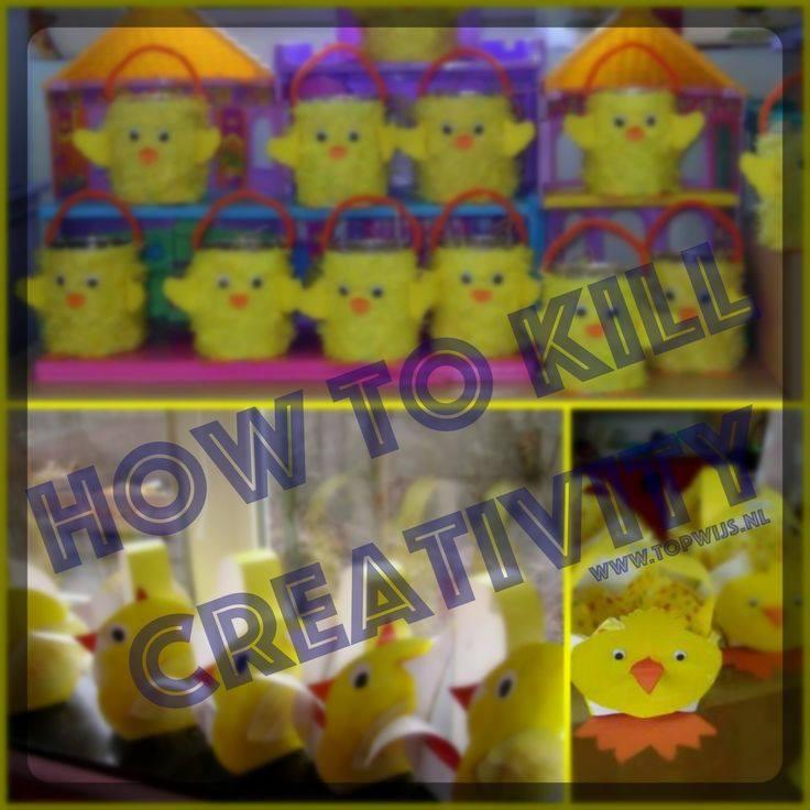 Hoe je creativiteit de das om doet