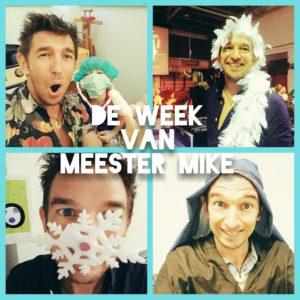 De week van meester Mike