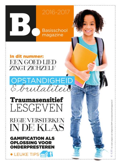 Gratis basisschoolmagazine! Vraag het hier aan!