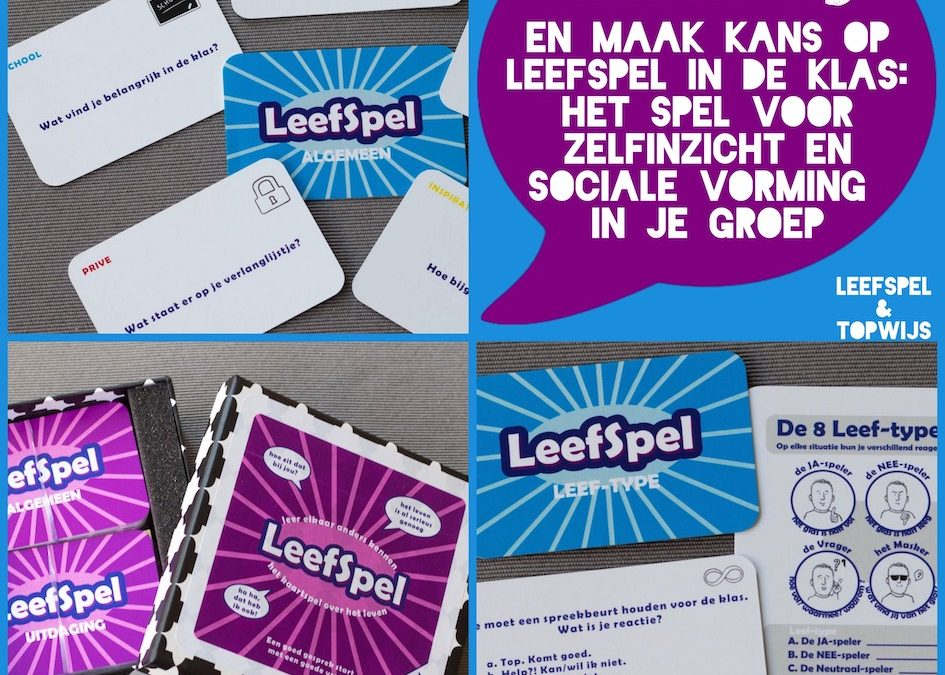 Leefspel in de klas