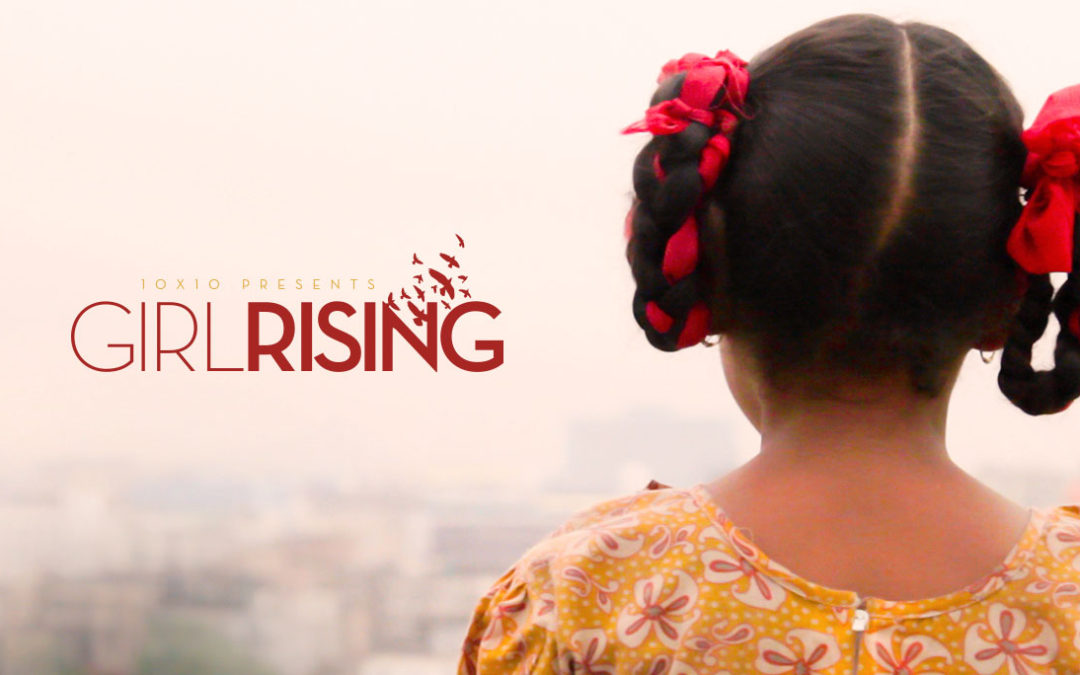 """Maak kans op kaarten voor de benefiet screening van """"Girl Rising"""""""