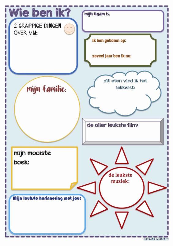 Vriendenboekje maken: Download het vriendenboekje. Het vriendenboekje is goed te gebruiken als afscheidscadeau voor een leerling of leerkracht.