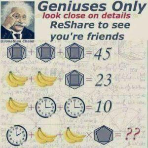 Genius breinbreker voor in je klas