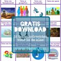 gratis download 32 tekenopdrachten