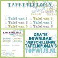 tafeldiplomas downloaden topwijs