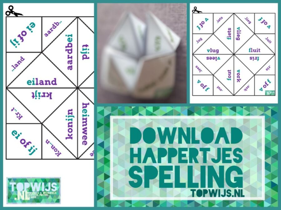 Happertjes spelling